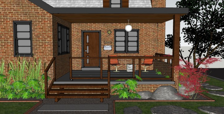 Marvelous Brick House Largest Home Design Picture Inspirations Pitcheantrous