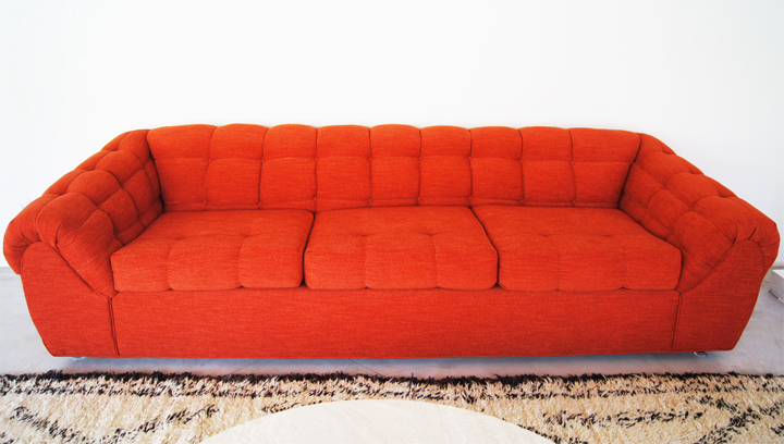 Ikea Big Sofa ~ Brick house