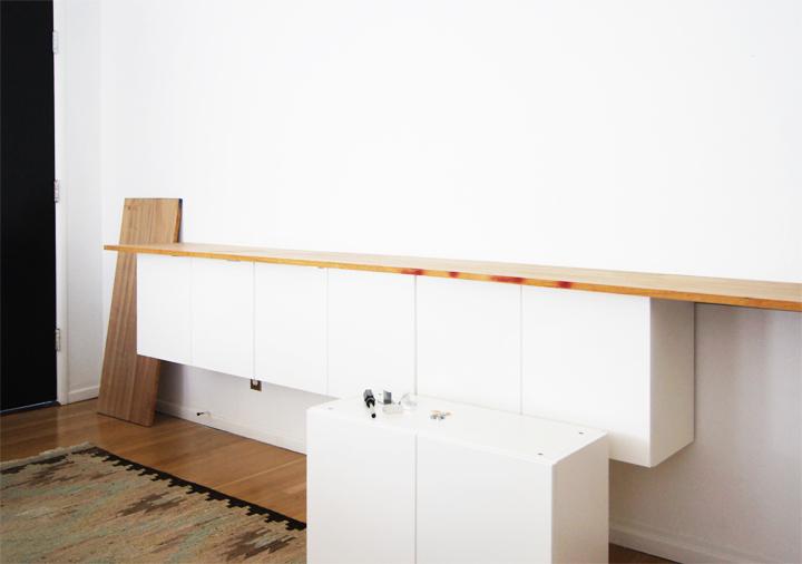 Credenza Ikea Hack : Brick house