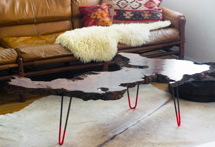 DIY wood slab coffee table plans Plans PDF Download wood slab coffee ...